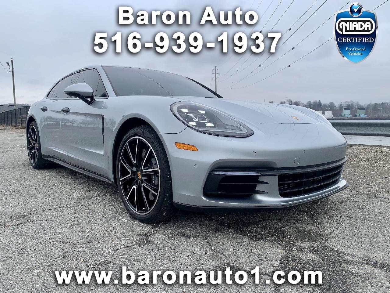 Porsche Panamera 4 Sport Turismo AWD 2018