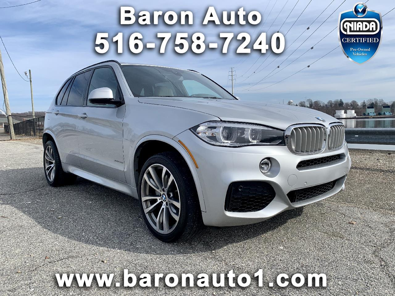 BMW X5 AWD 4dr xDrive50i 2015