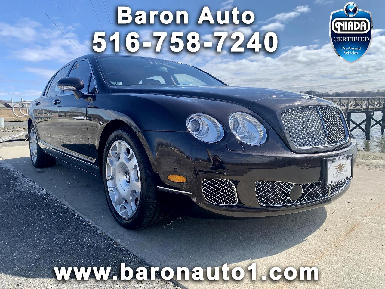 Bentley Continental Flying Spur 4dr Sdn 2009