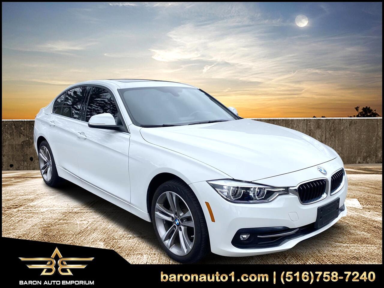 BMW 3 Series 330i xDrive Sedan South Africa 2018