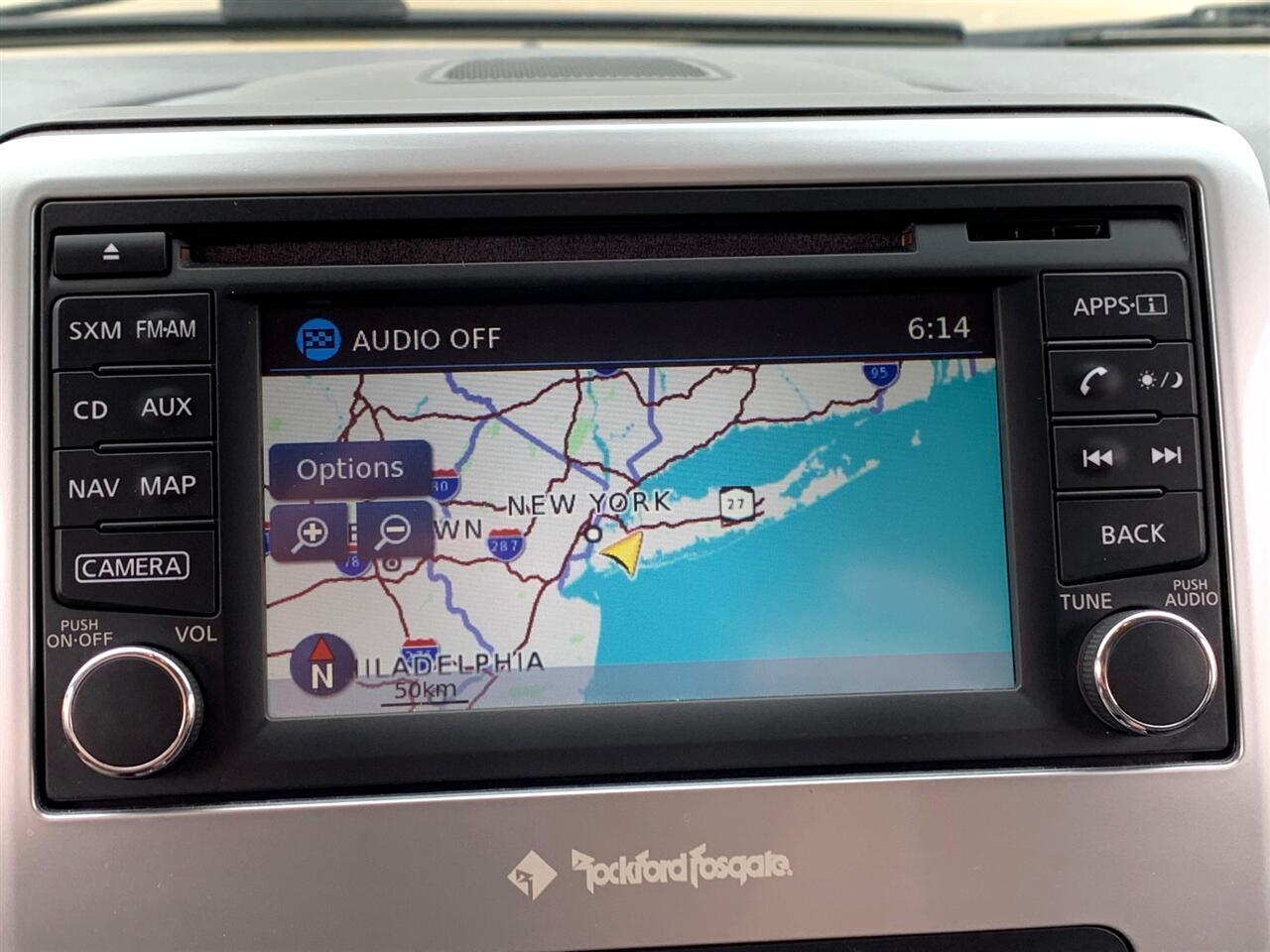 Nissan Titan SL Crew Cab 4WD 2015