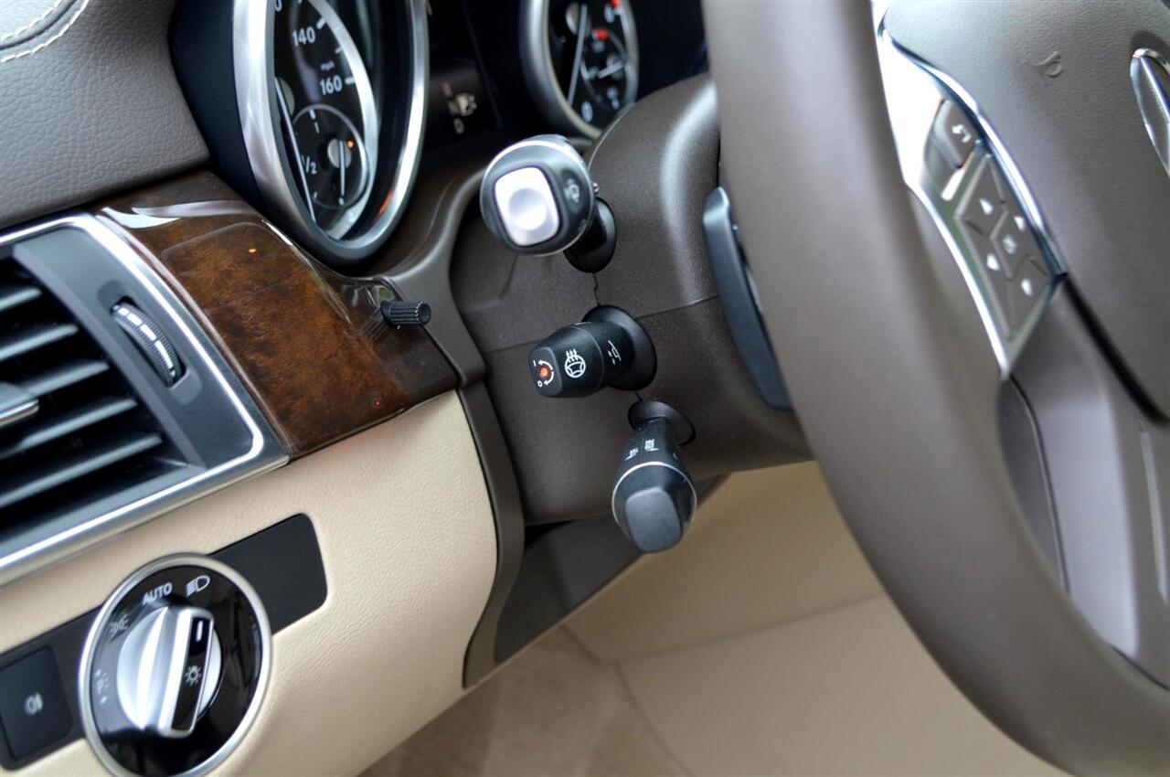 Mercedes-Benz GL-Class GL350 BlueTEC 2016