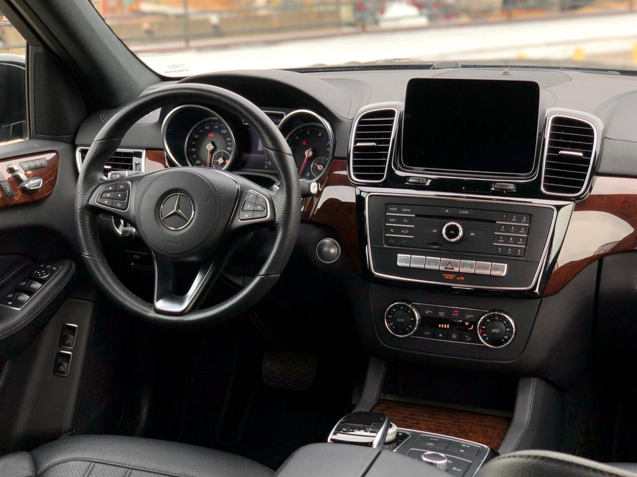 Mercedes-Benz GLS-Class GLS450 4MATIC 2018