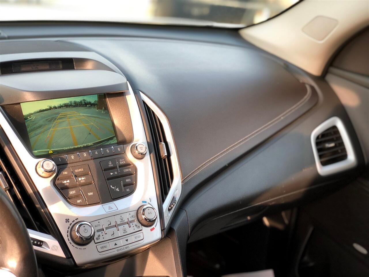 GMC Terrain AWD 4dr Denali 2016