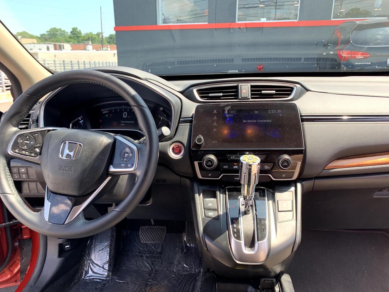 Honda CR-V EX-L AWD 2017