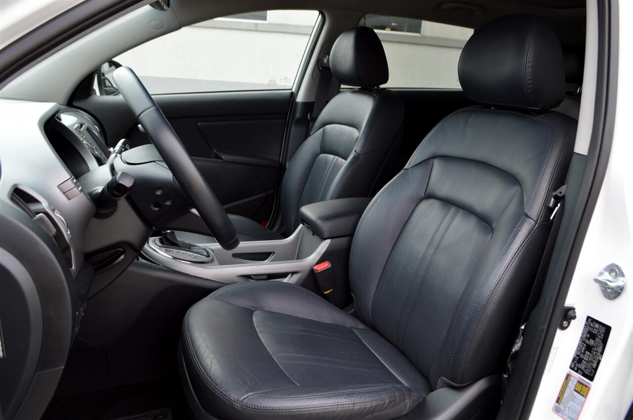 Kia Sportage EX AWD 2016