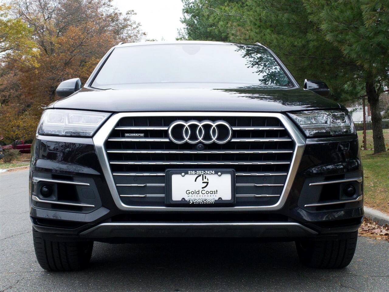 Audi Q7 3.0 Premium Plus quattro 2017