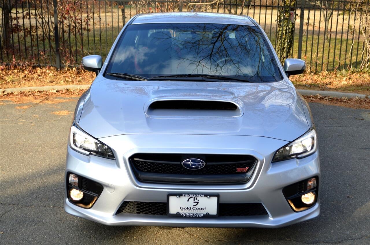 Subaru WRX STI 4-Door 2017
