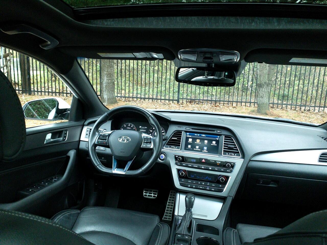 Hyundai Sonata Sport 2.0T 2015