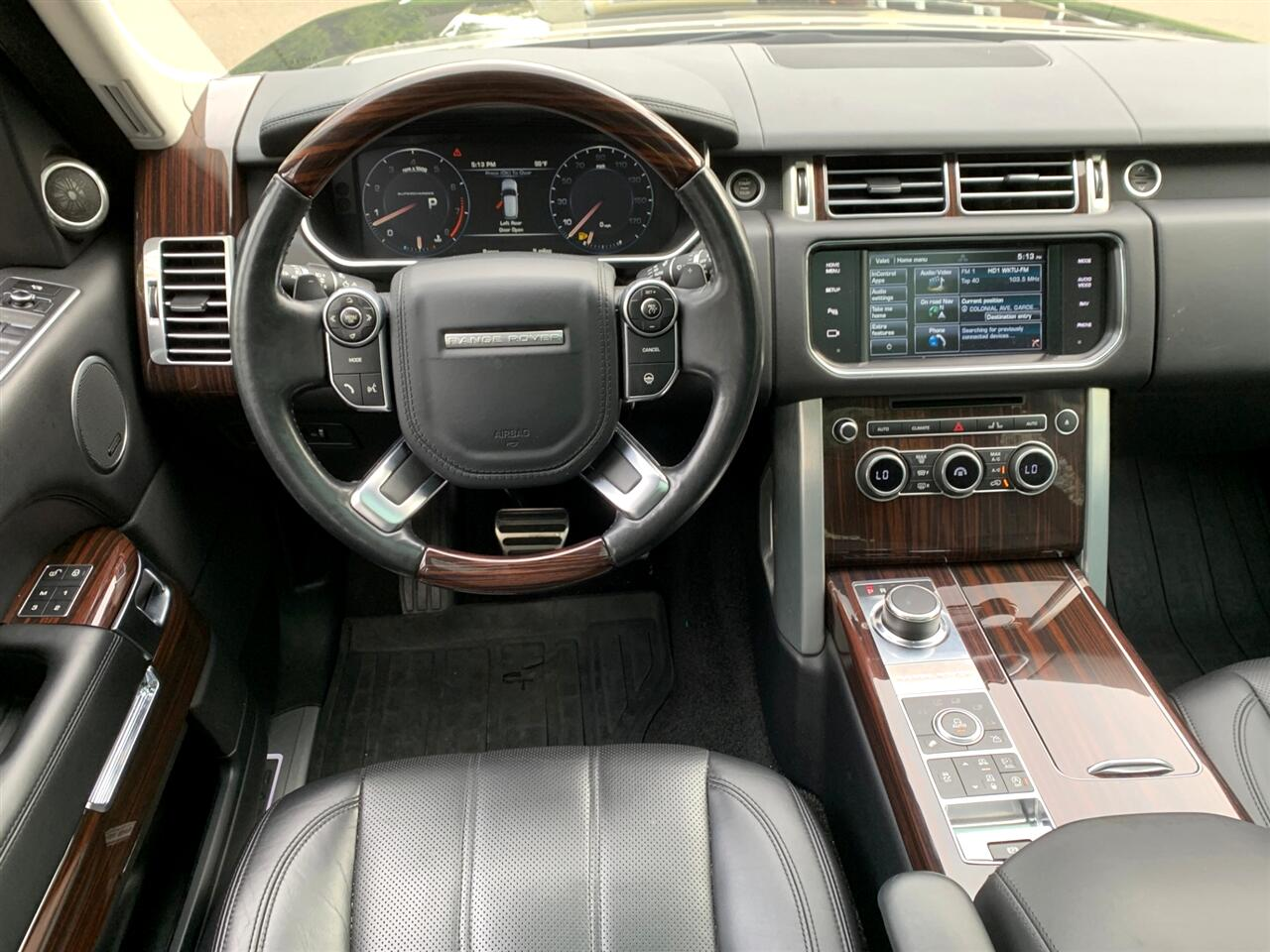 Land Rover Range Rover Supercharged LWB 2015