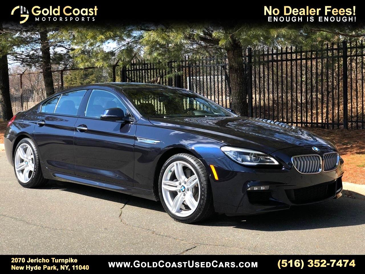 2016 BMW 6-Series Gran Coupe 650i xDrive