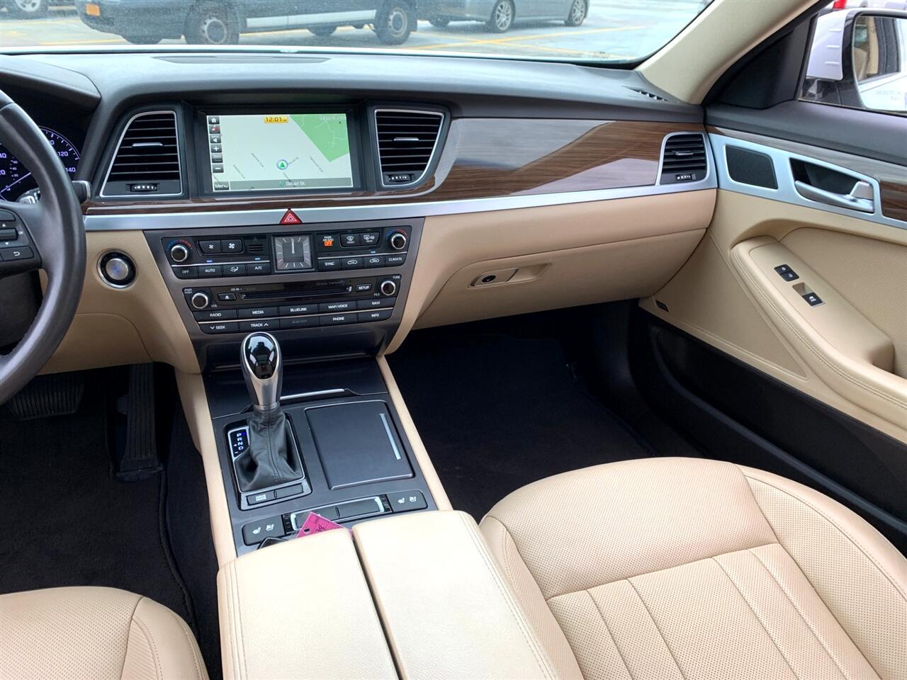 Hyundai Genesis 3.8L 2016