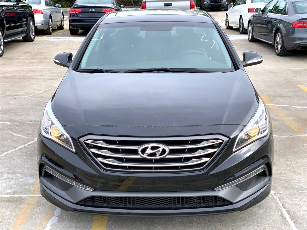 Hyundai Sonata 4dr Sdn 2.0T Sport *Ltd Avail* 2016