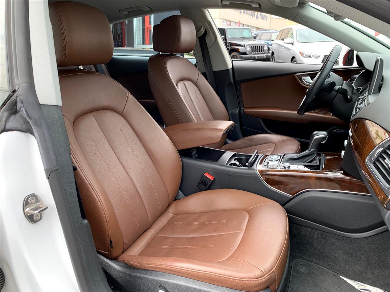 Audi A7 3.0T Premium quattro 2016
