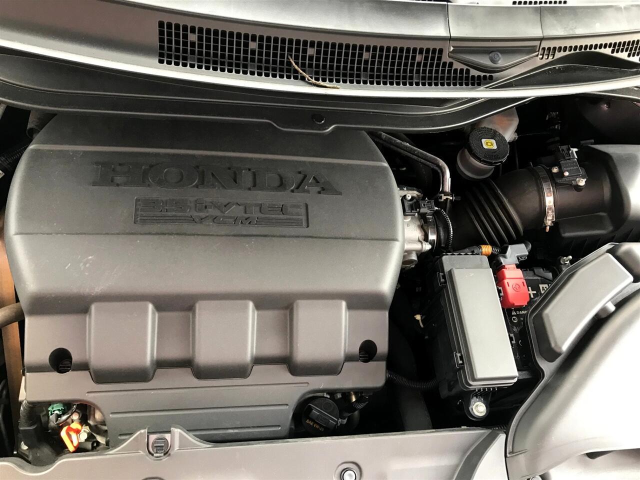 Honda Odyssey EX-L 2016
