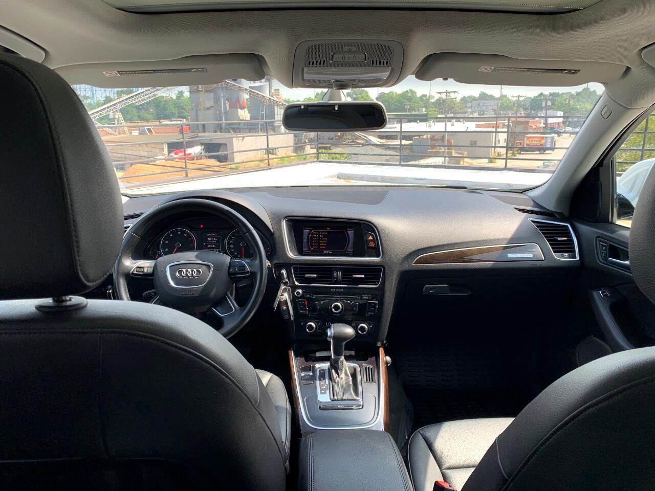 Audi Q5 2.0T Premium quattro 2016