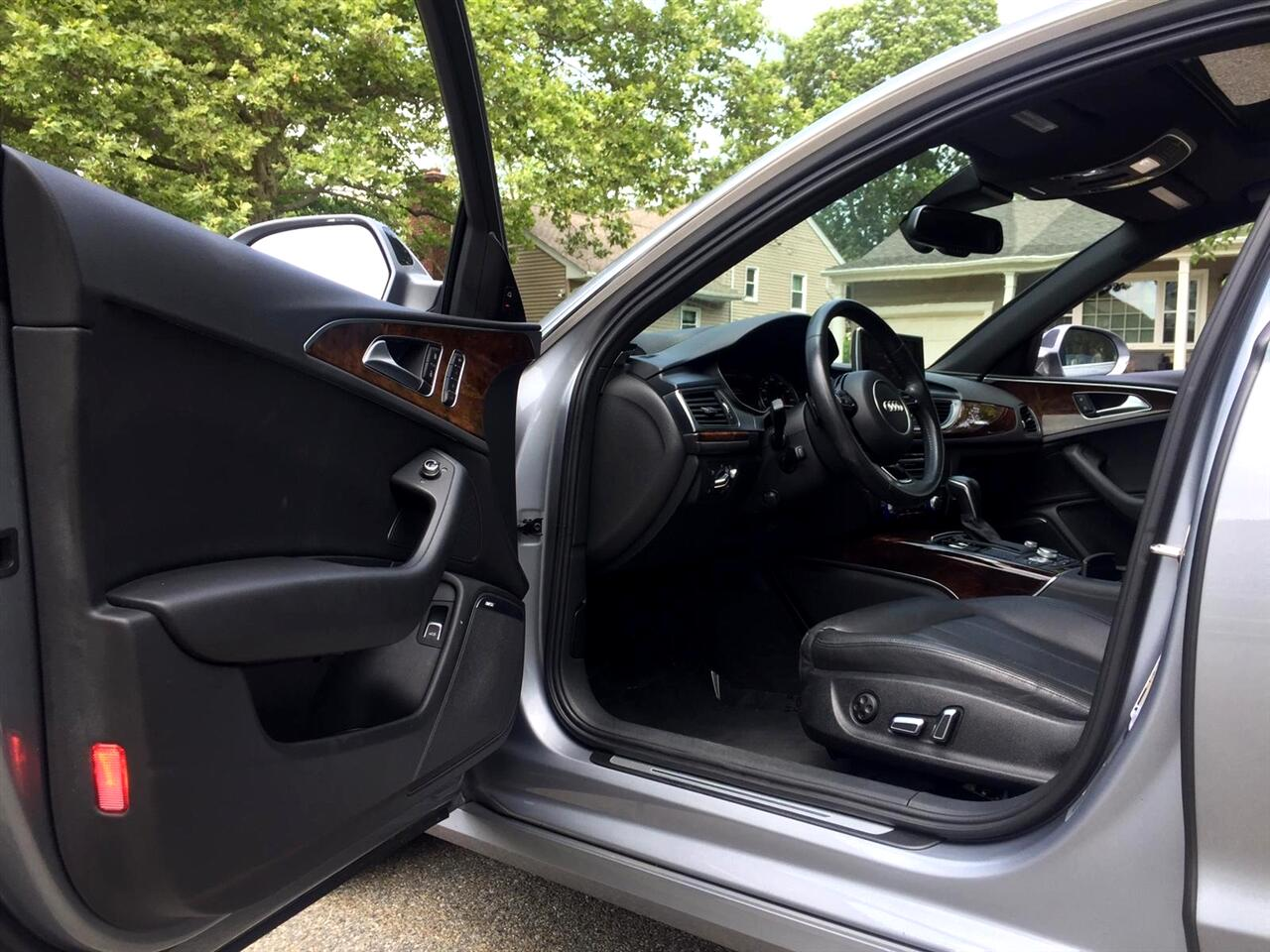 Audi A6 3.0T Prestige quattro 2016