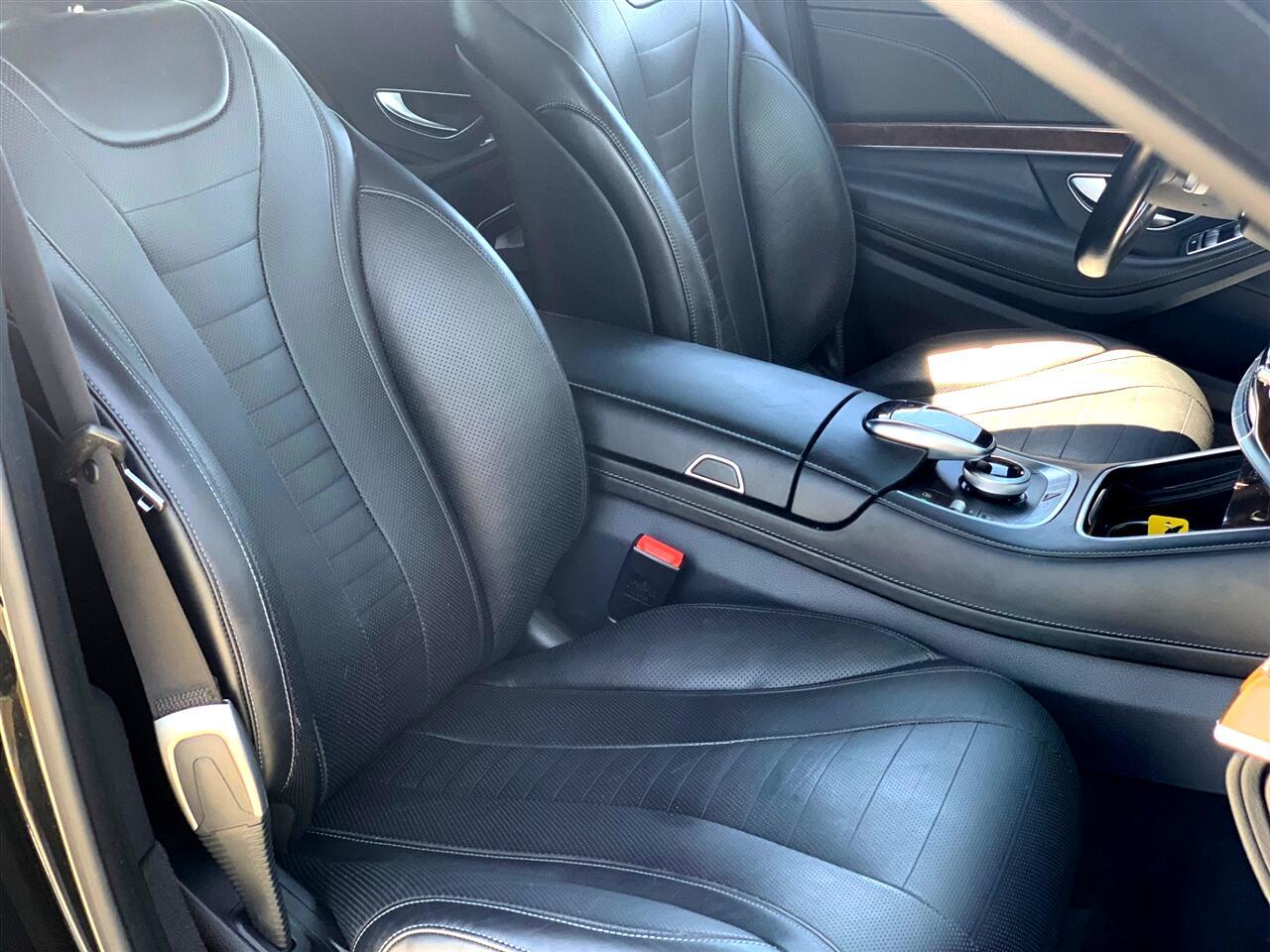 Mercedes-Benz S-Class S550 4MATIC 2015