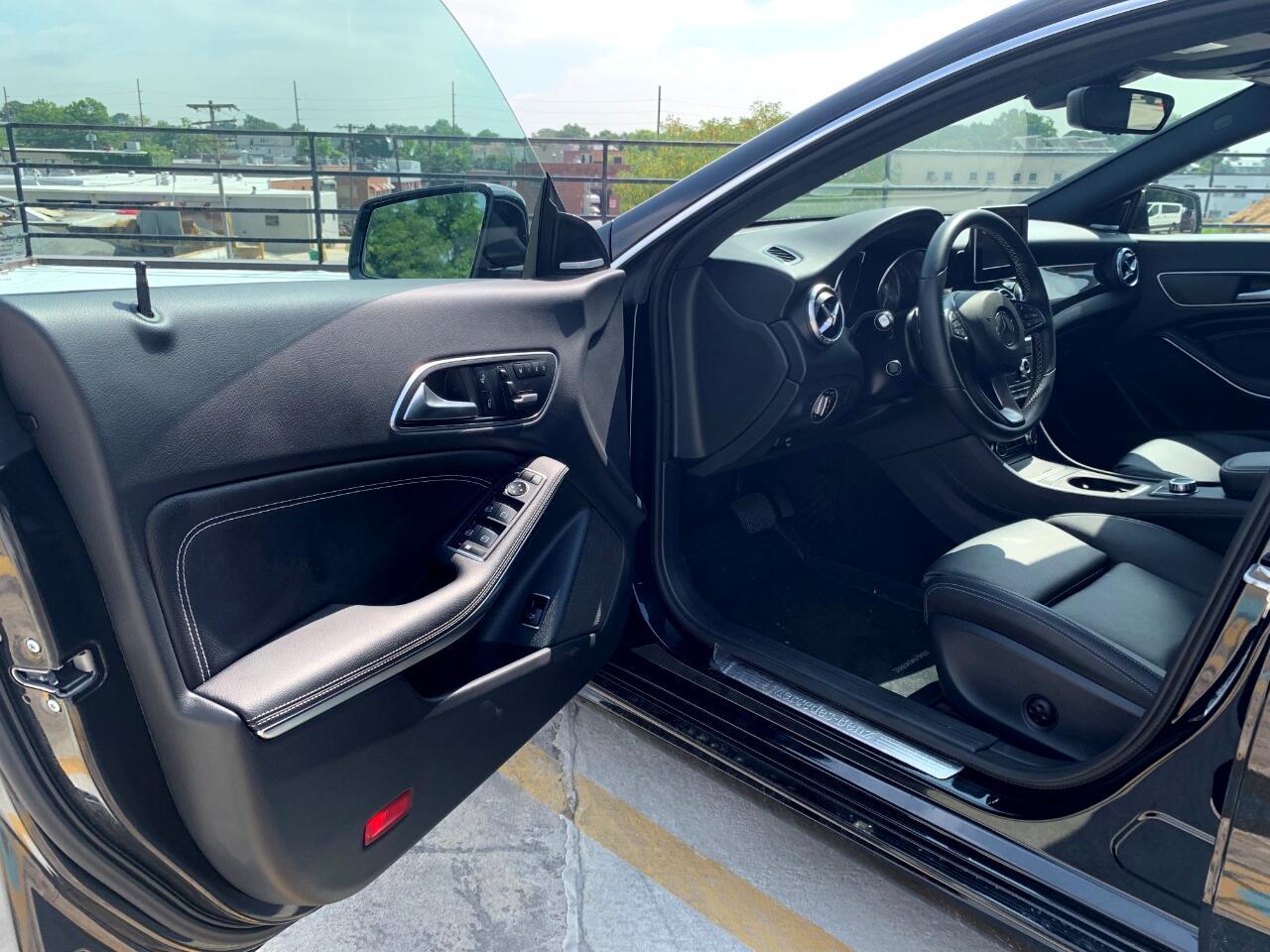 Mercedes-Benz CLA-Class CLA250 4MATIC 2016