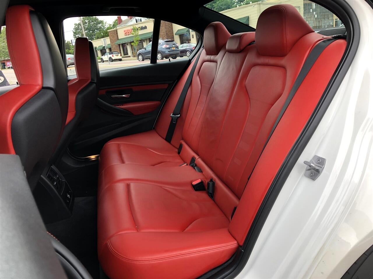 BMW M3 4dr Sdn 2016
