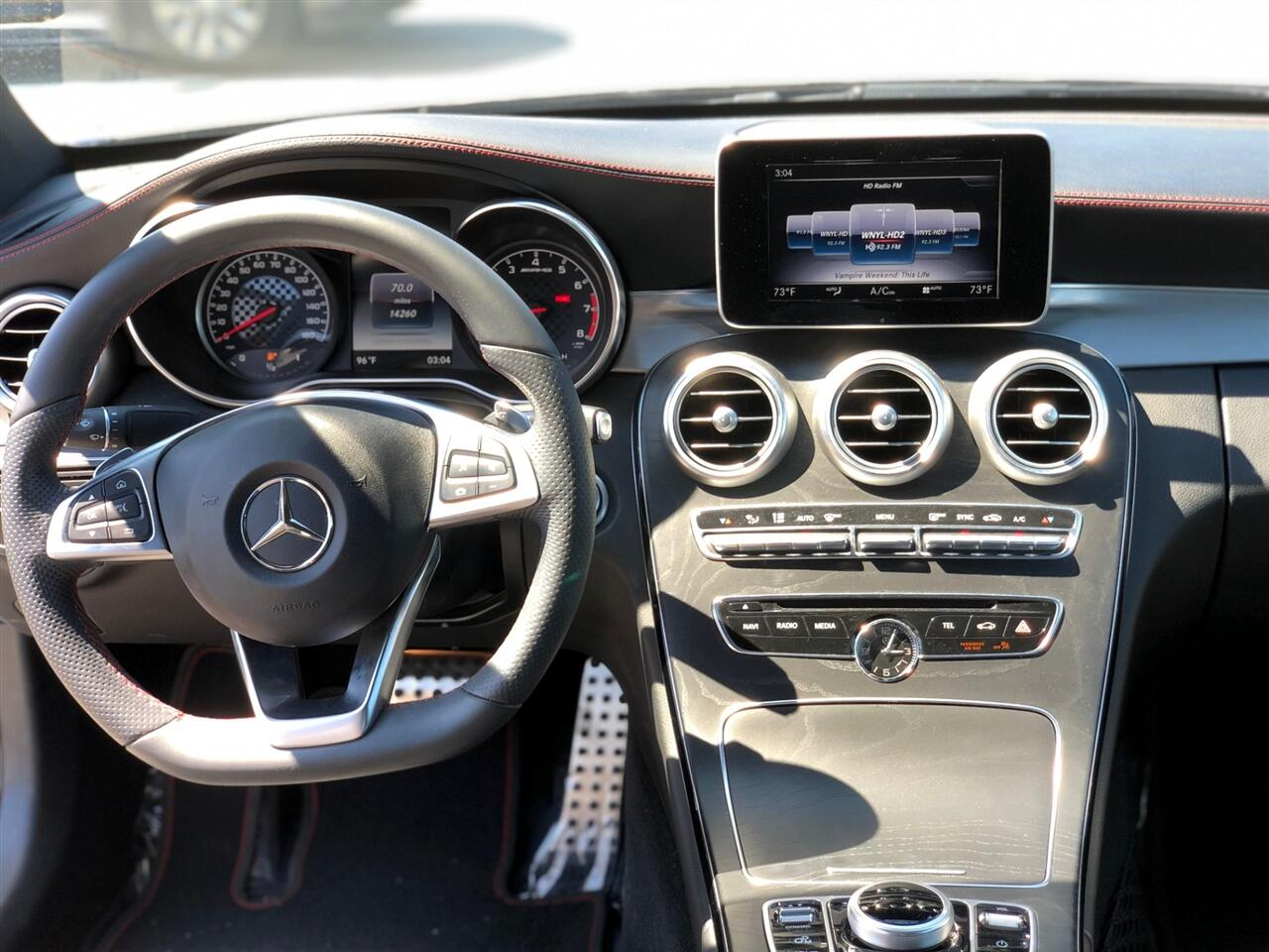 Mercedes-Benz C-Class AMG43 Coupe 2018