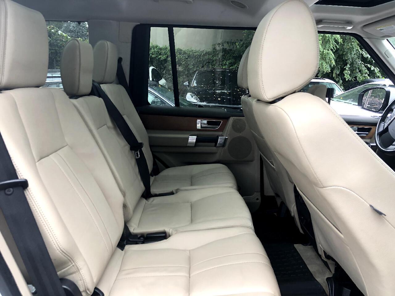 Land Rover LR4 HSE 2015