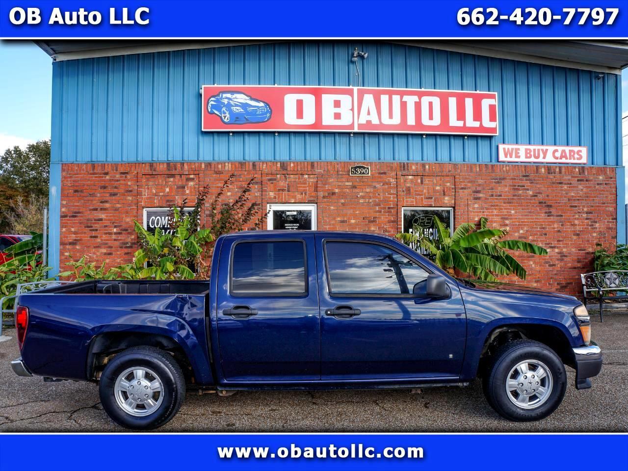 Chevrolet Colorado LT3 Crew Cab 2WD 2007