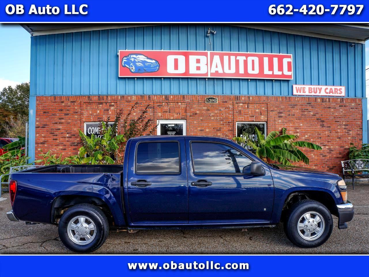 Chevrolet Colorado LT3 Crew Cab 2WD 2007