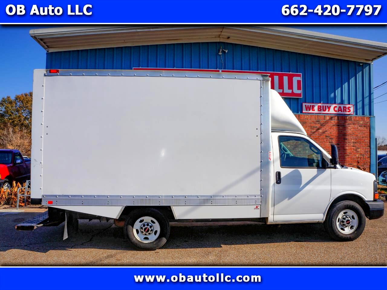 GMC Savana G3500 139 in. 2016