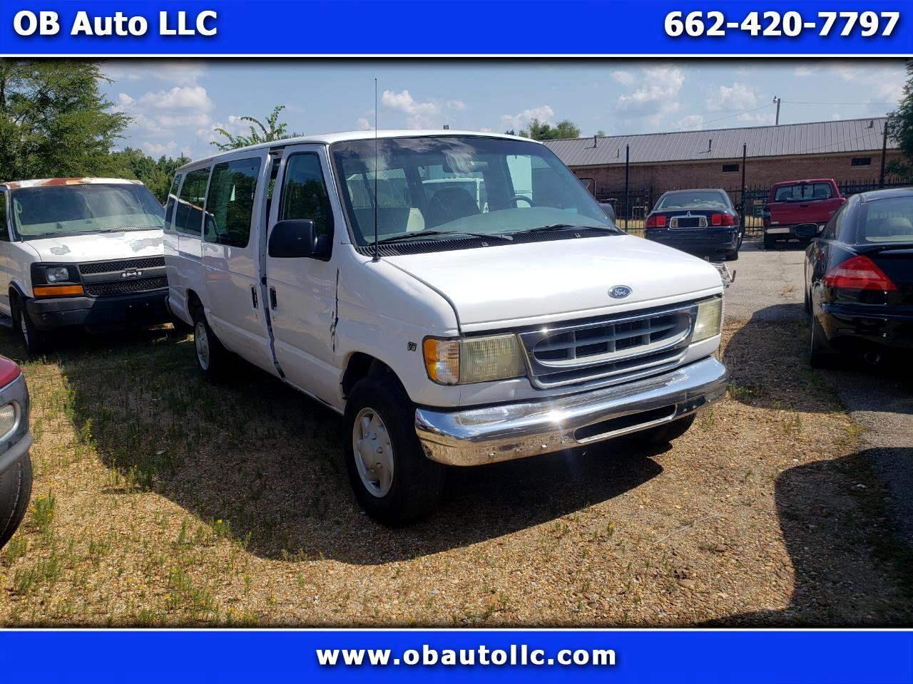 Ford Econoline E350 Extended 2002