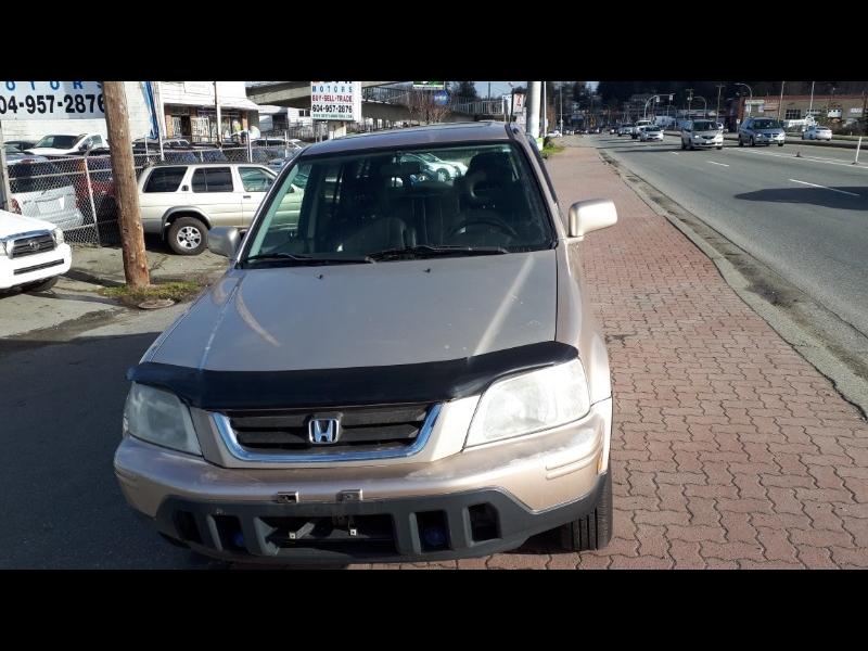 Honda CR-V SE 4WD 2000
