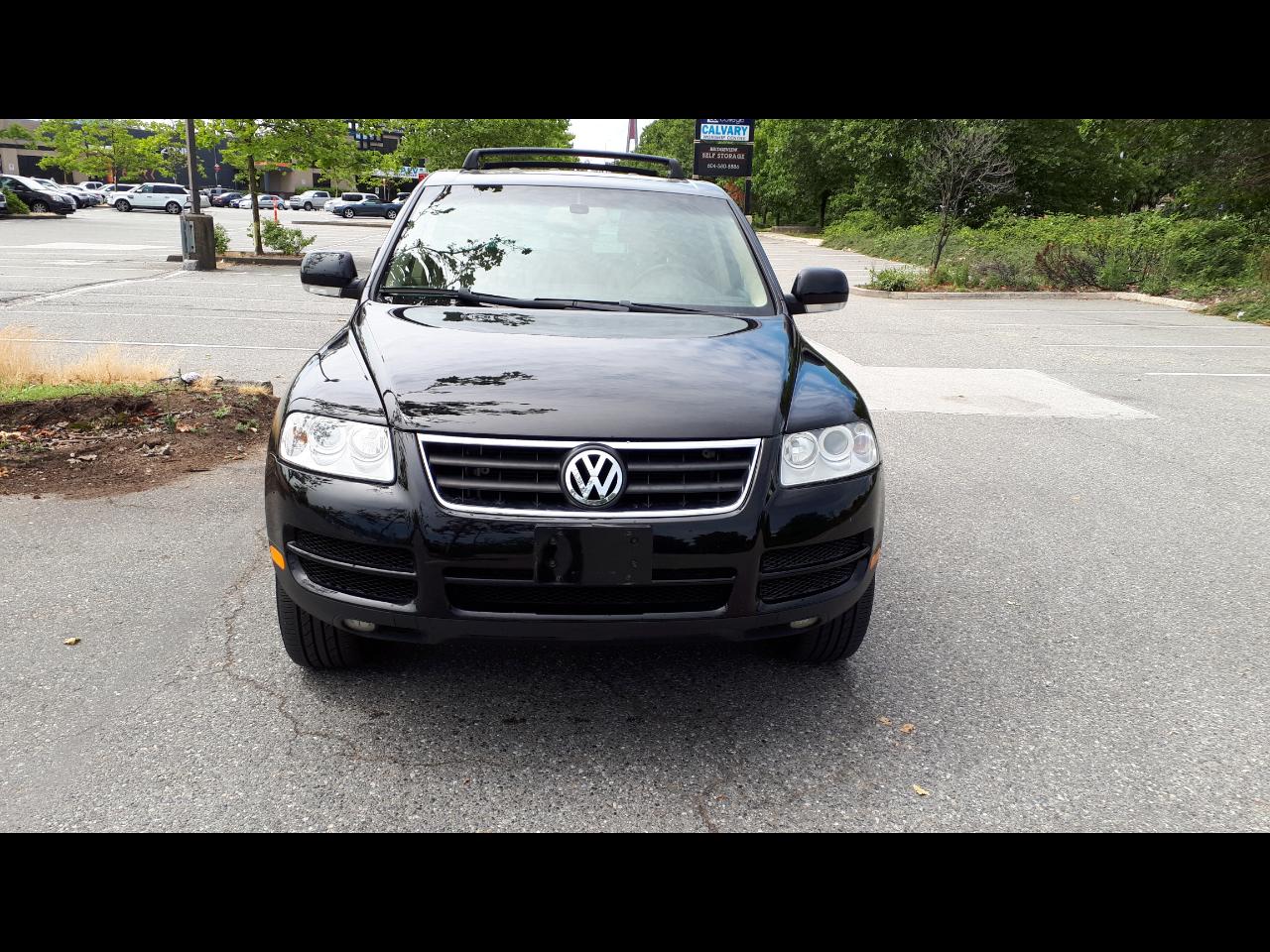 2004 Volkswagen Touareg V6