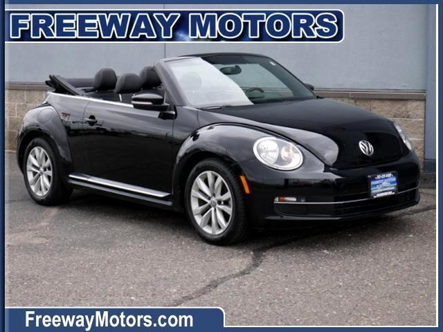 2013 Volkswagen Beetle 2.0L TDI w/Sound/Nav