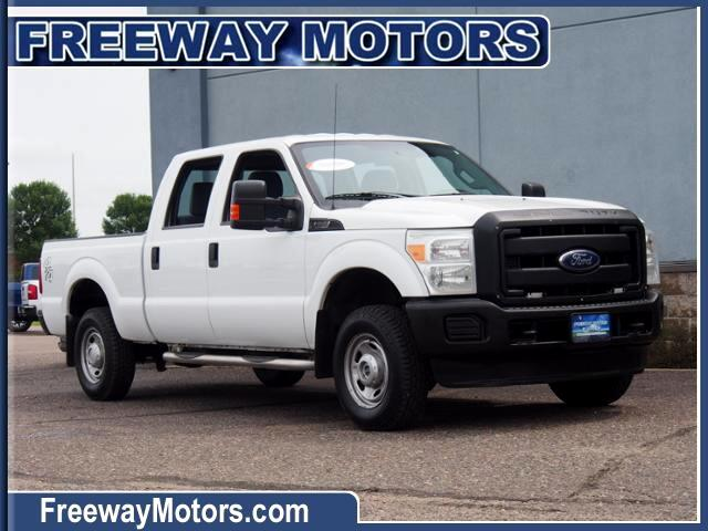 2015 Ford F-250 SD XL
