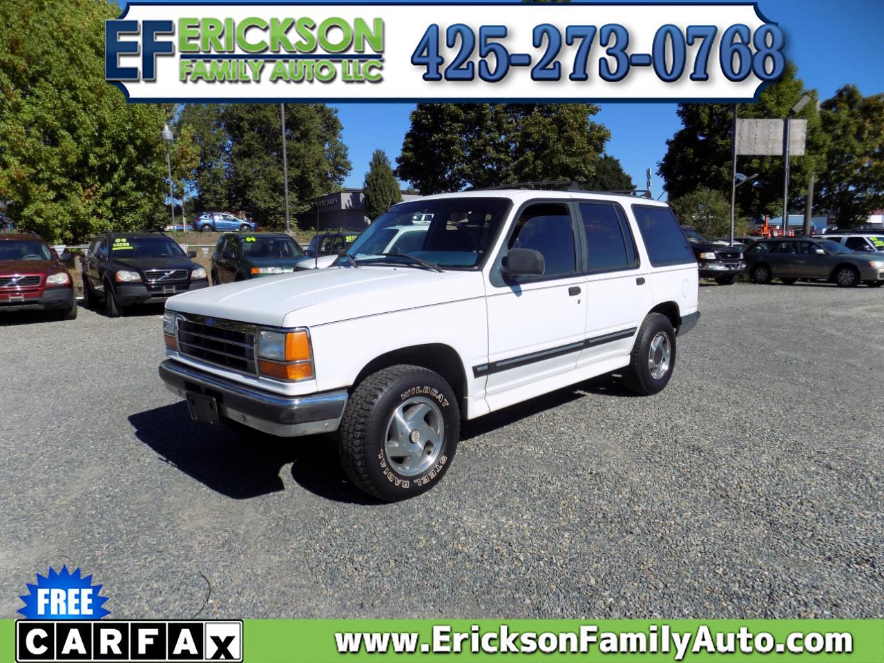 Ford Explorer 4dr XLT 4WD 1993