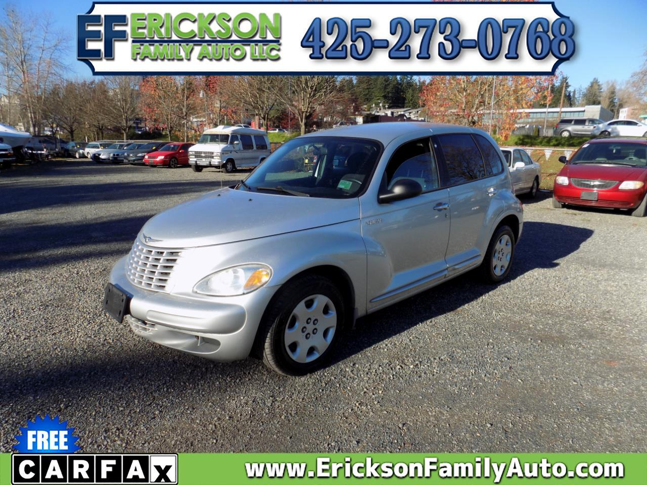 Chrysler PT Cruiser 4dr Wgn Touring 2005