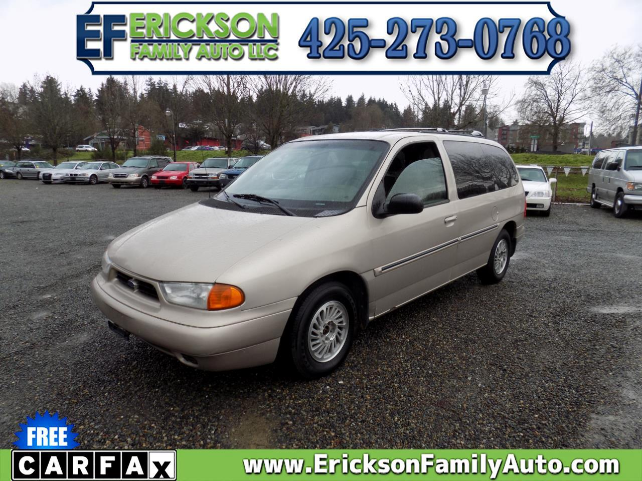 "Ford Windstar Wagon 120.7"" WB LX 1998"