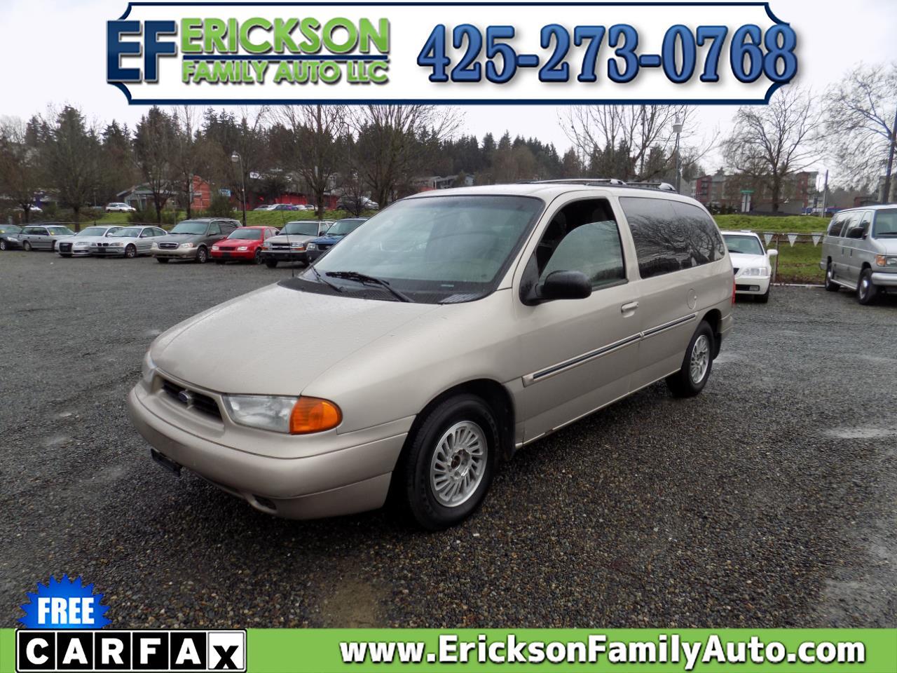 """Ford Windstar Wagon 120.7"""" WB LX 1998"""