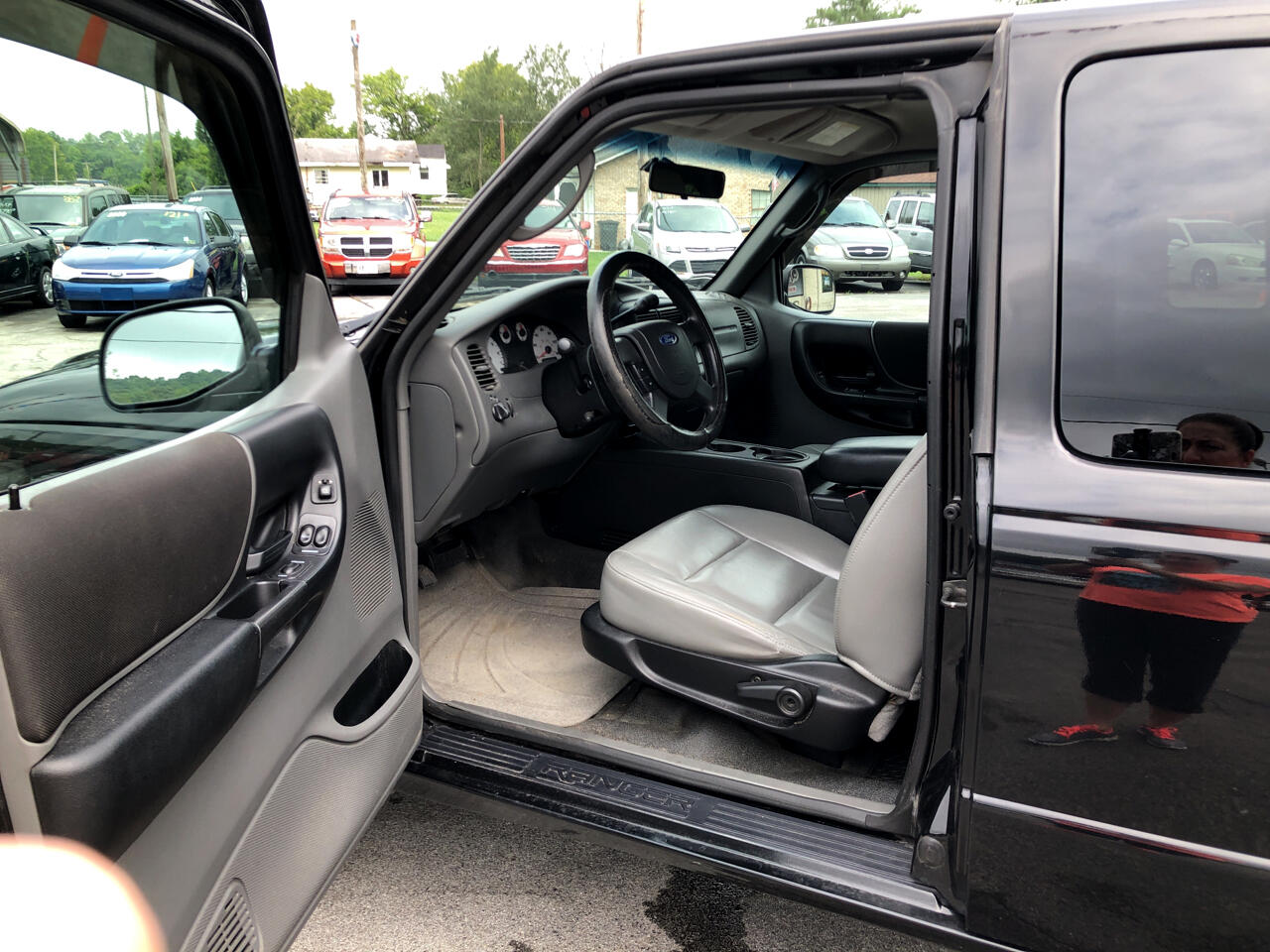 2004 Ford Ranger XLT SuperCab 3.0L AT 2WD