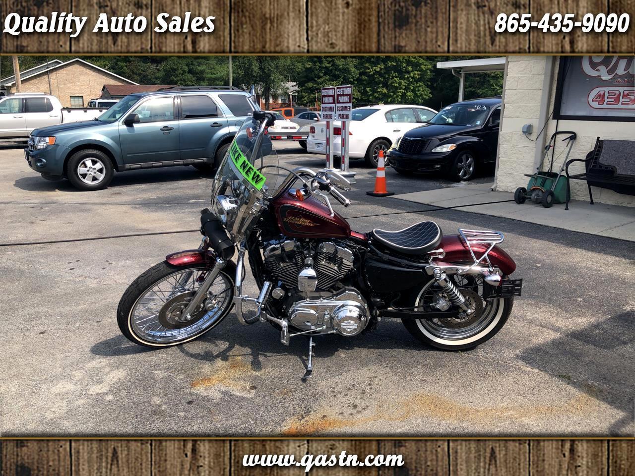 2012 Harley-Davidson XL 1200V -