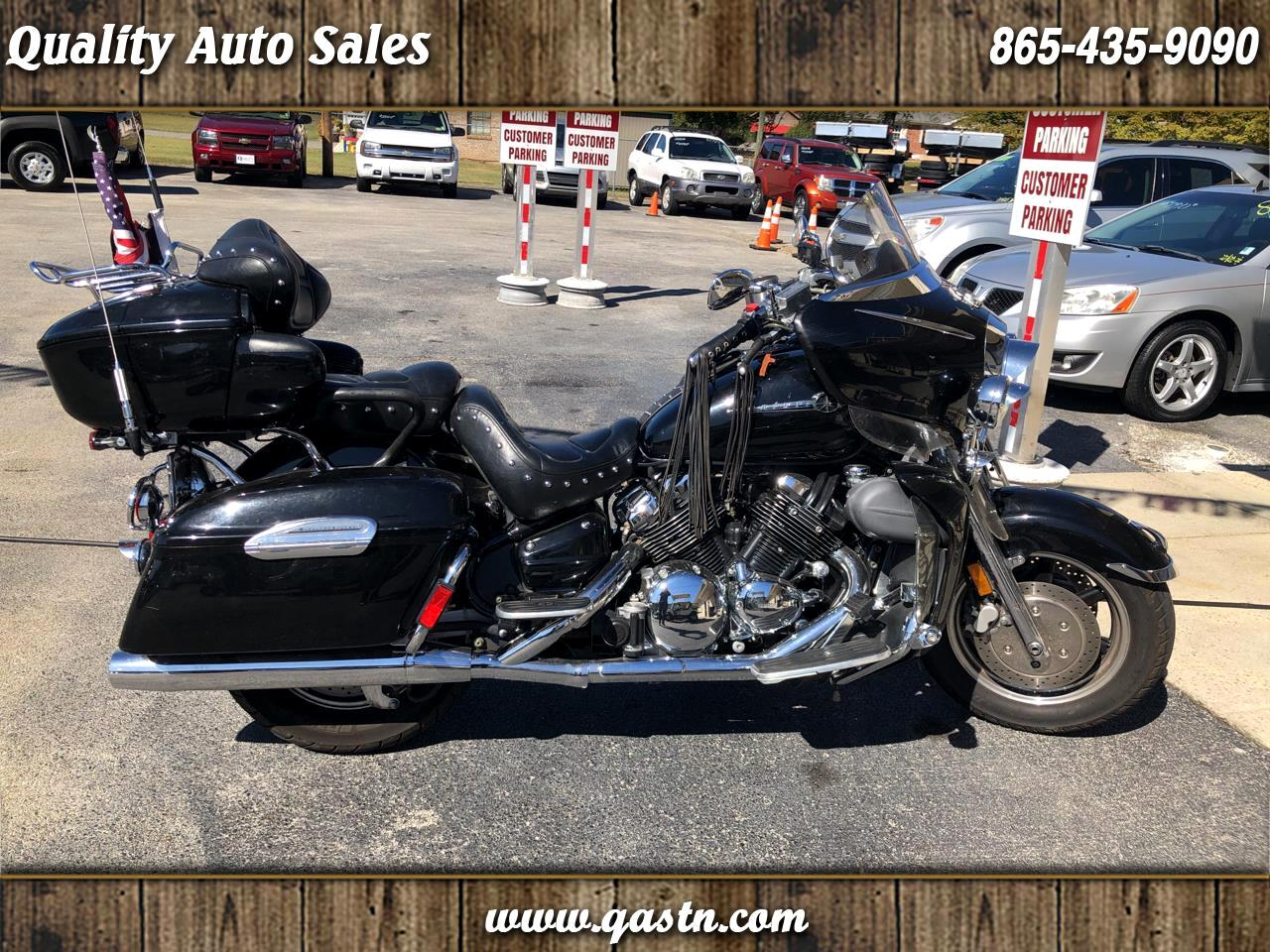 2002 Yamaha Royal Star Base