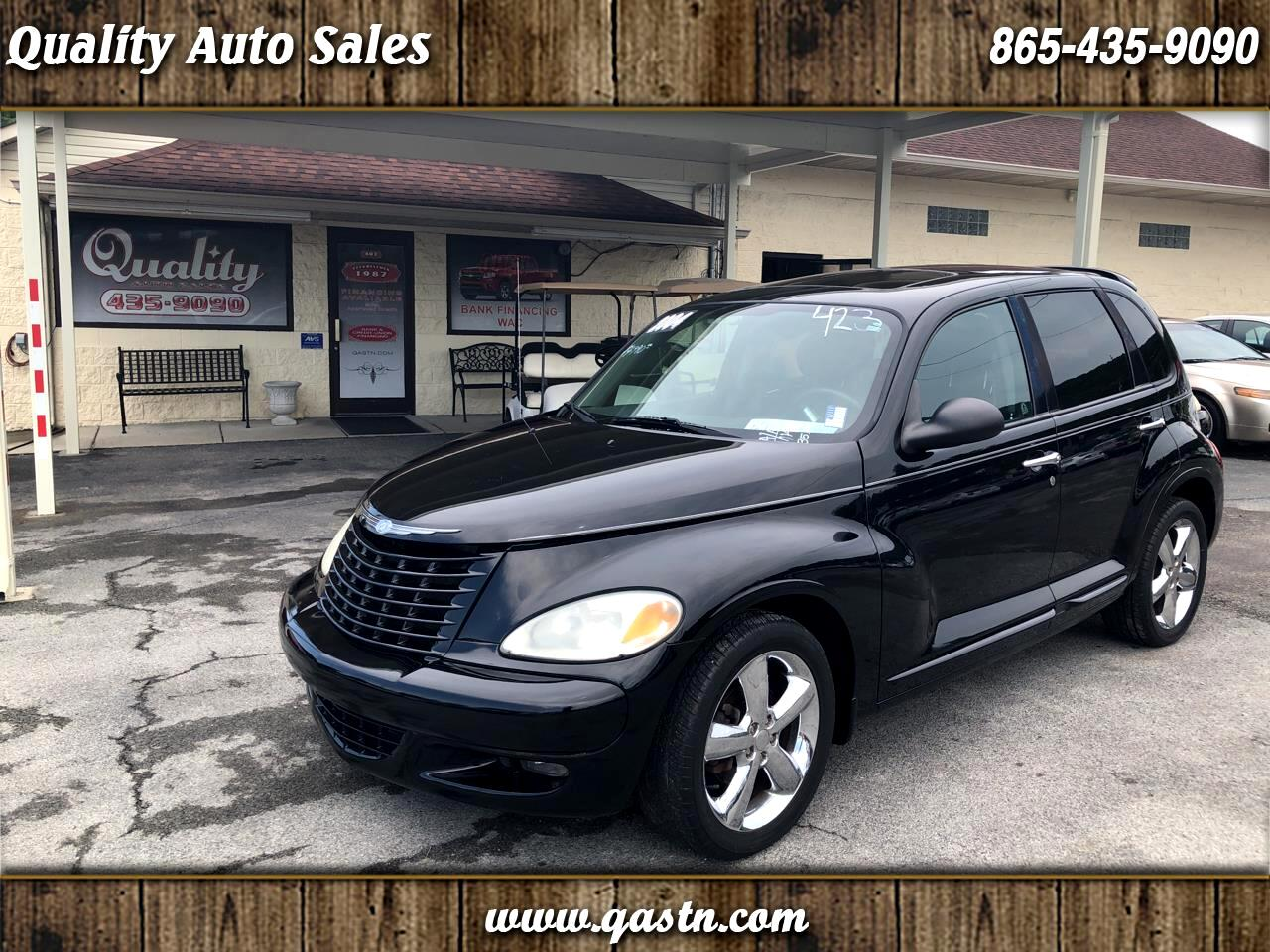 Chrysler PT Cruiser GT 2004