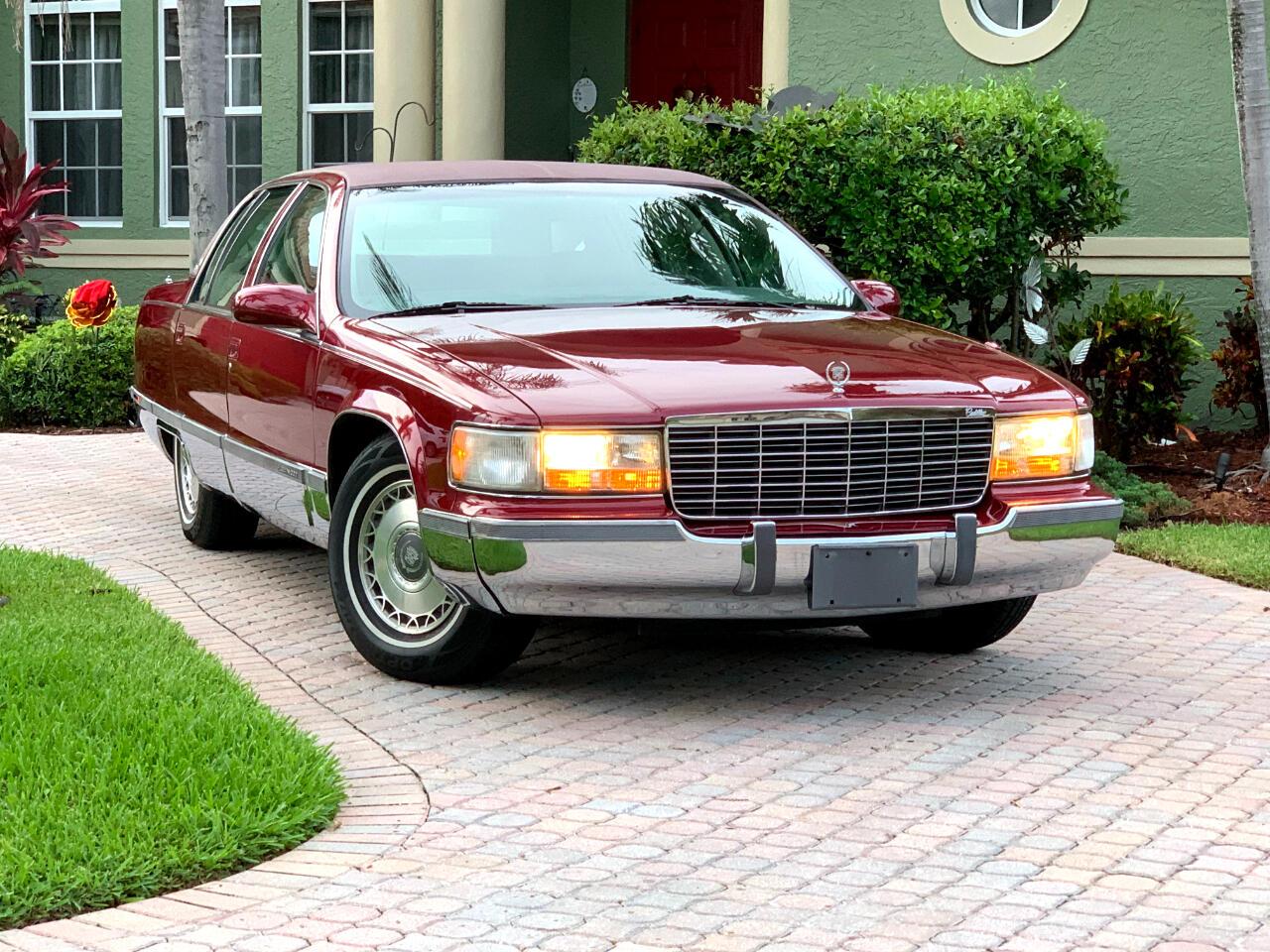 Cadillac Fleetwood Sedan 1995