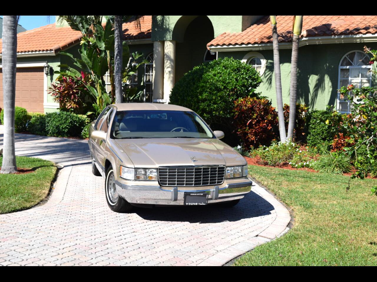 Cadillac Fleetwood Sedan 1996