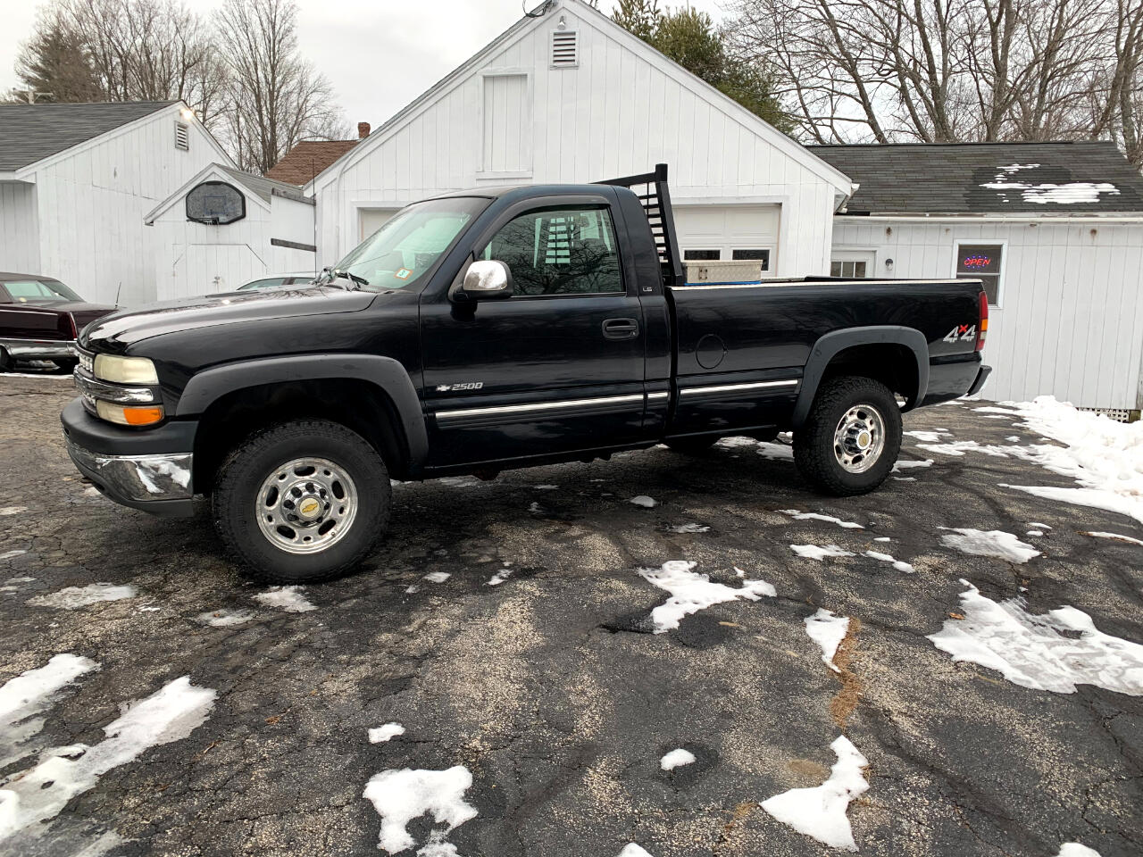 Chevrolet Silverado 2500 Regular Cab 4WD 2000