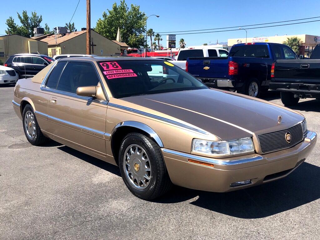 1998 Cadillac Eldorado Coupe