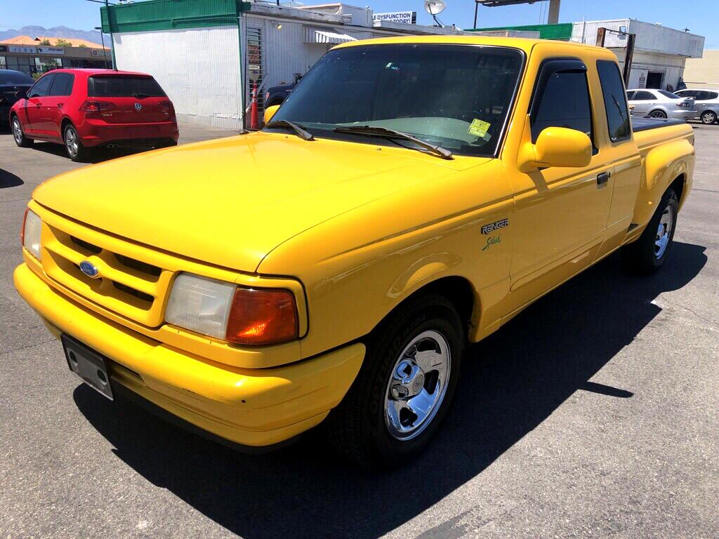 1996 Ford Ranger Splash SuperCab 2WD