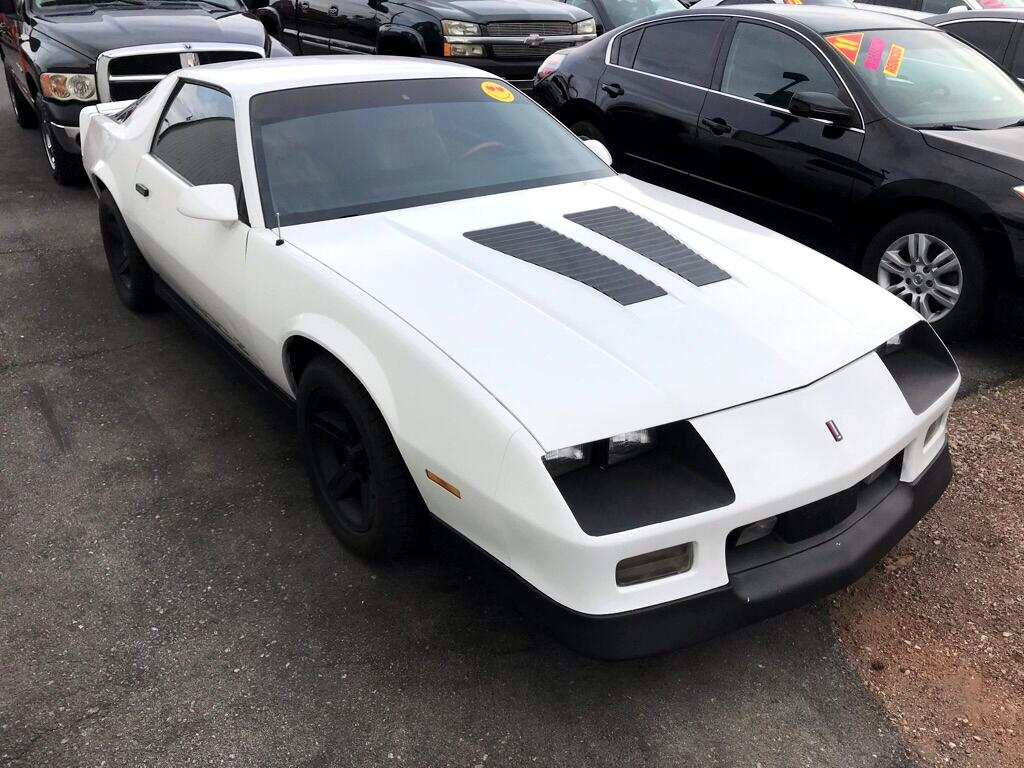 1987 Chevrolet Camaro Coupe