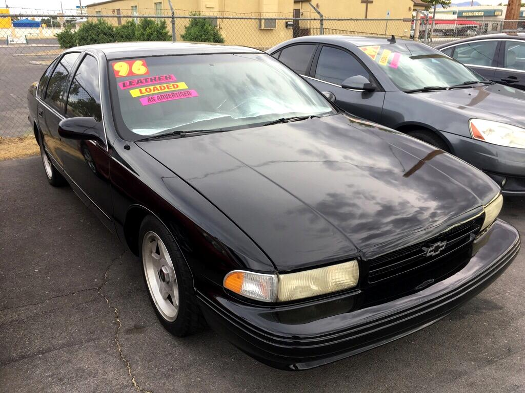 1996 Chevrolet Caprice Classic SC