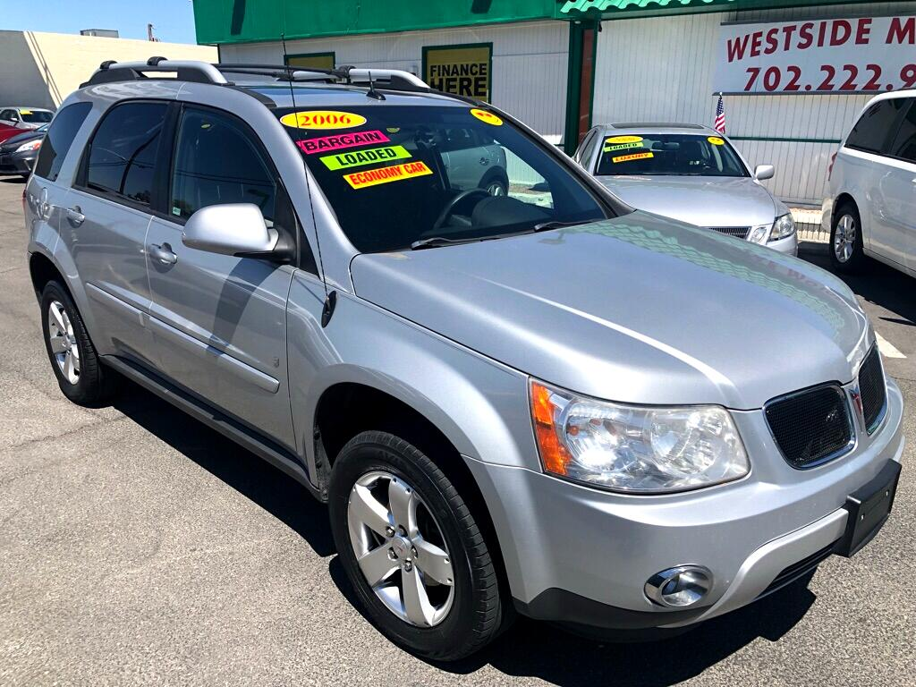 2006 Pontiac Torrent FWD
